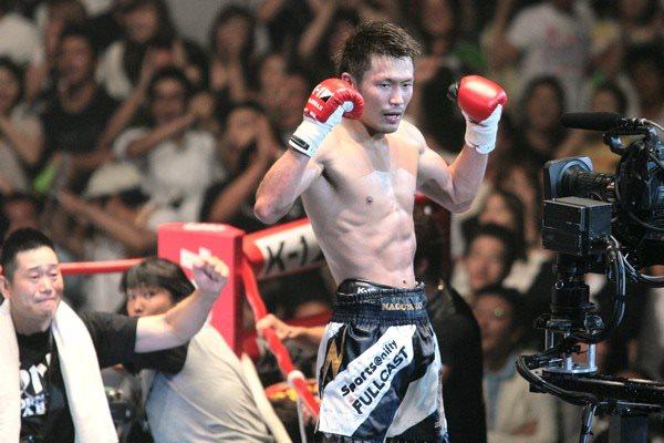 VSブアカーオ戦でKO勝利(c)スポーツナビ